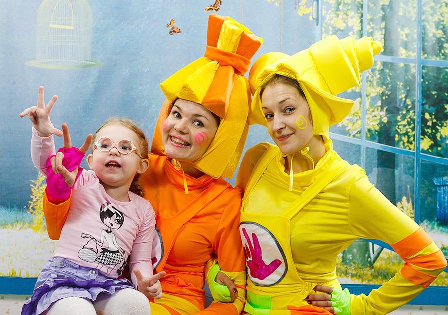 В каких кафе Омска работают аниматоры для детей?