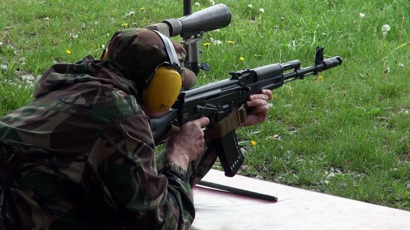 Обучение стрельбе из огнестрельного оружия в Омске