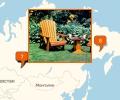 Где купить садовую мебель в Новосибирске?