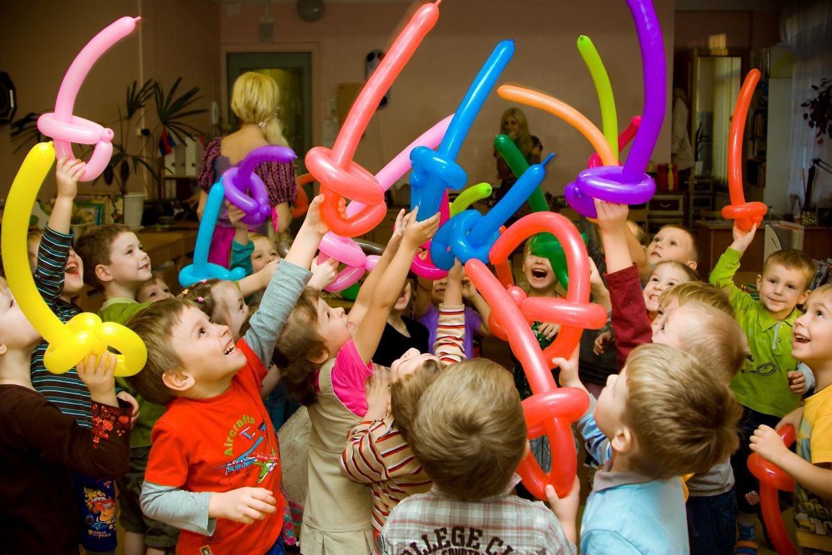 Где заказать организацию детских праздников в Омске?