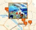 Где расположены частные медицинские лаборатории в Омске?