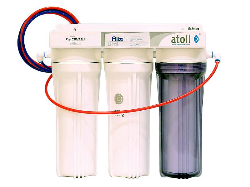 Где купить фильтр для воды в Омске?