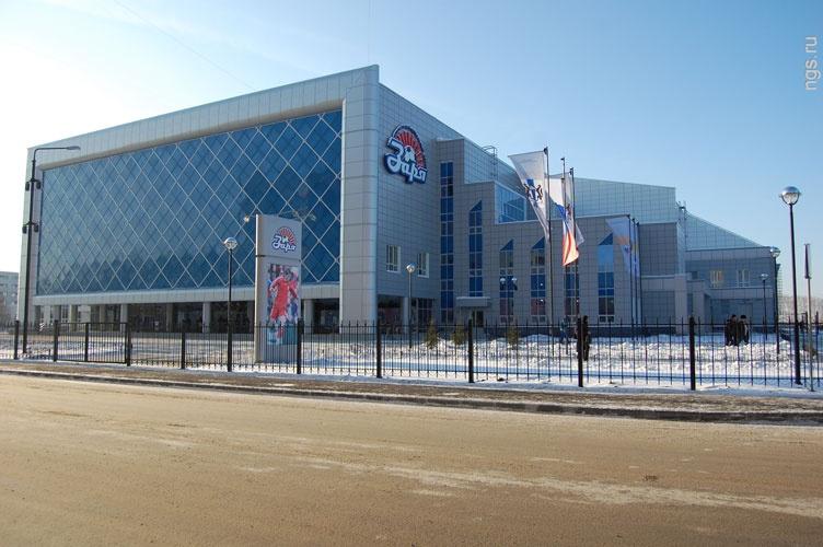 Крупнейшие спортивные комплексы и стадионы Новосибирска
