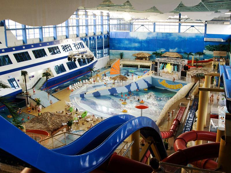 В какой детский парк развлечений сводить ребенка в Омске?