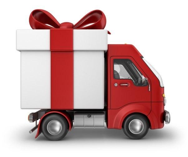 Доставка подарков по Омску