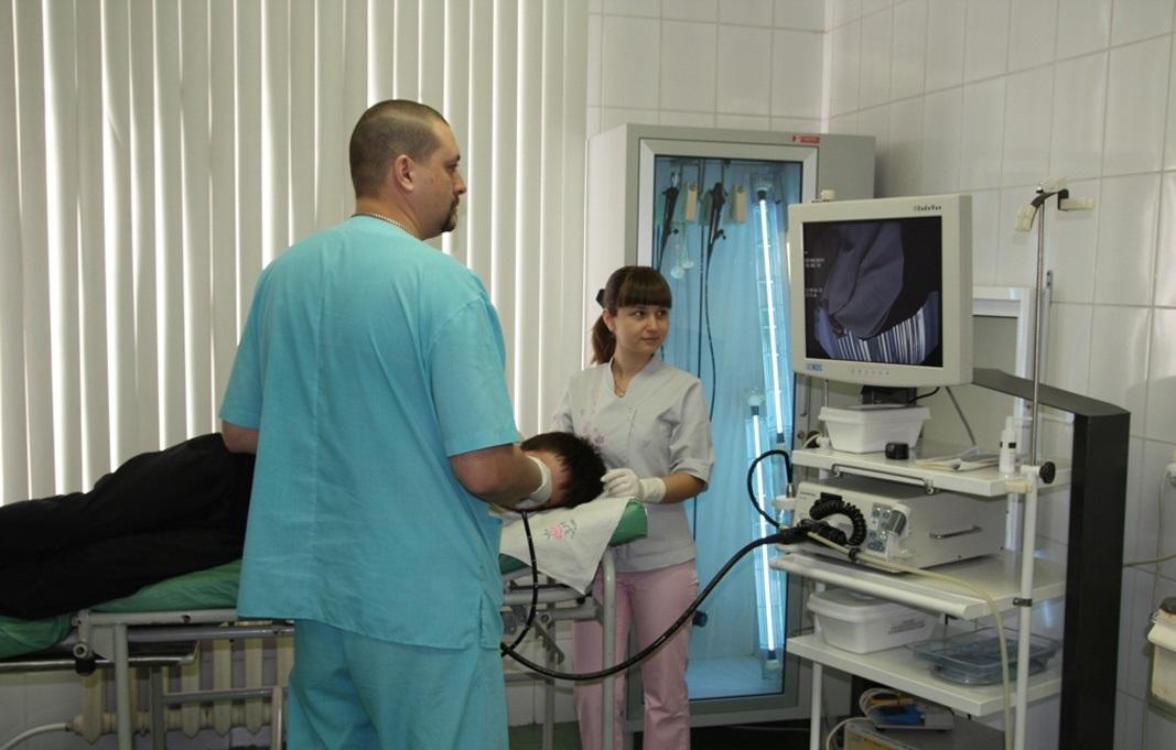 Где сделать колоноскопию в Омске?